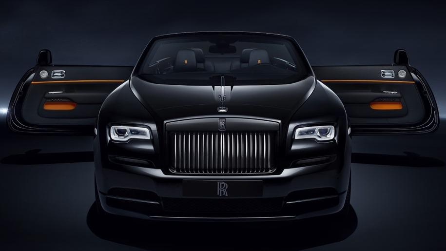 2018 Rolls Royce Dawn Black Badge Exterior 003