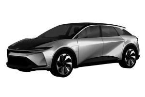Lexus trademarks new name, next car to be RZ450e?