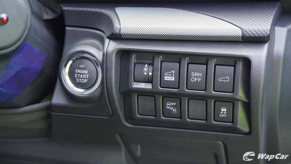 2019 Subaru Forester 2.0i-S EyeSight Interior 018