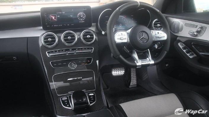 2019 Mercedes-Benz AMG C-Class AMG C63 Interior 002
