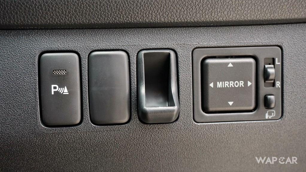 2018 Perodua Alza 1.5 AV AT Interior 008