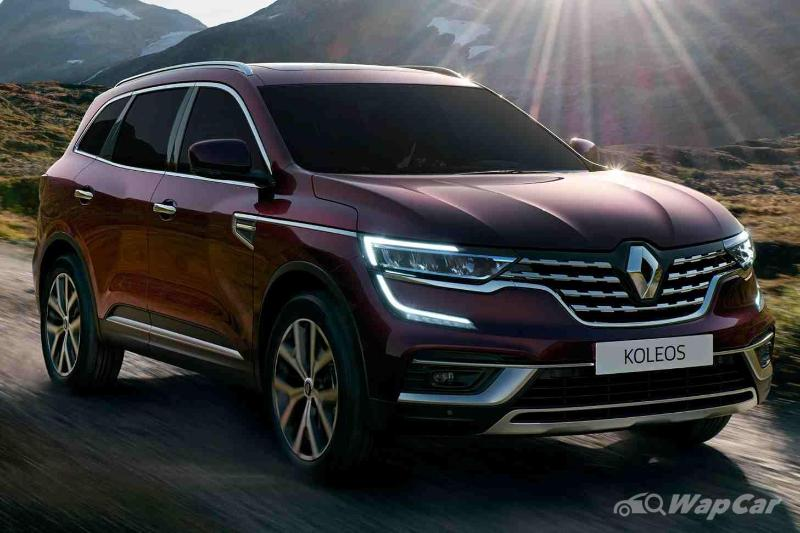 2021 Renault Koleos facelift launched in Malaysia; Priced from RM 181k, new headlamp design 02