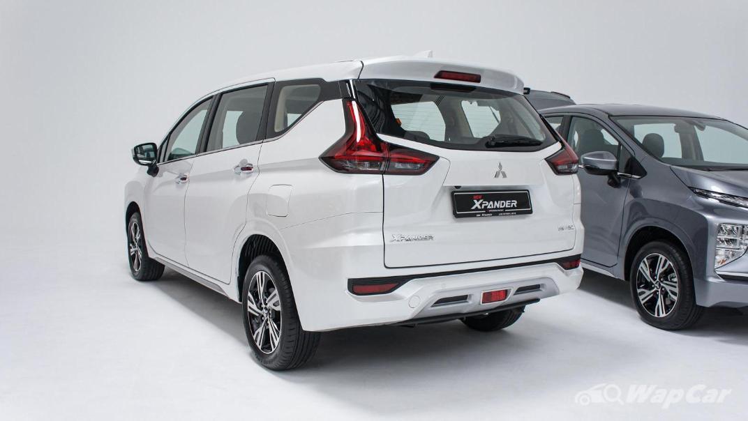 2020 Mitsubishi Xpander 1.5 L Exterior 006