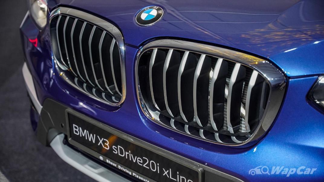 2021 BMW X3 sDrive20i Exterior 008