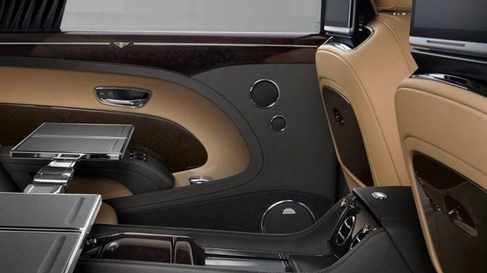 Bentley Mulsanne (2017) Interior 013