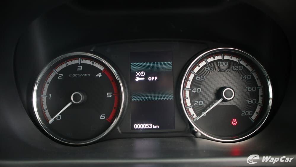 2019 Mitsubishi Triton VGT Adventure X Interior 012