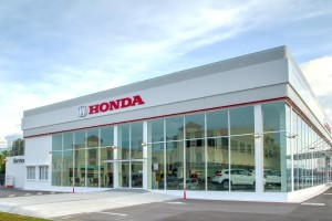 Honda's 3S Centre in Perak is Malaysia's first Gold-Rated Green Building Index car showroom