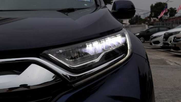 2019 Honda CR-V 2.0 2WD Exterior 004