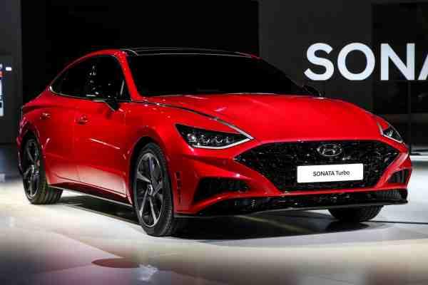 How far has the Hyundai Sonata come since its debut 35 years ago?