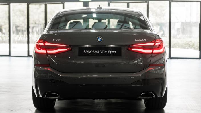2021 BMW 6 Series GT 630i M Sport Exterior 008