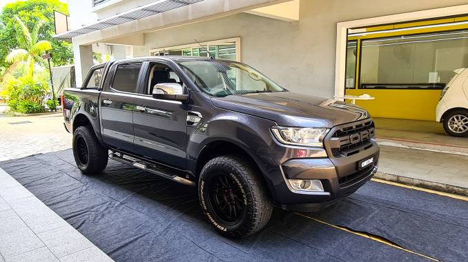 2017 Ford RANGER XLT 2.2