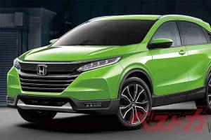 March 2021 debut? The all-new Honda HR-V is coming soon