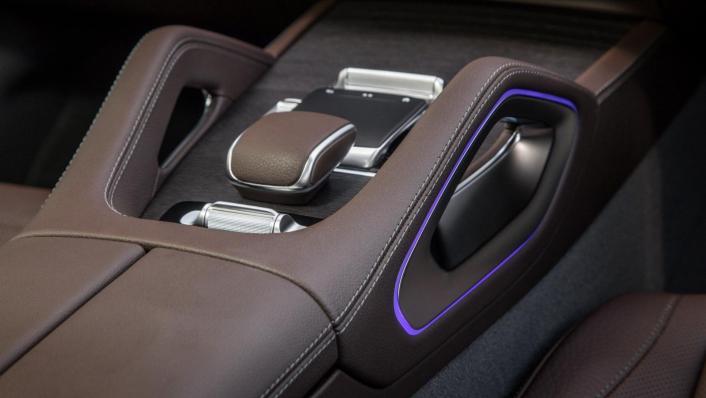 2020 Mercedes-Benz GLS 450 4Matic Interior 007