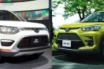 Toyota Raize/Daihatsu Rocky, see its transformation from concept to production
