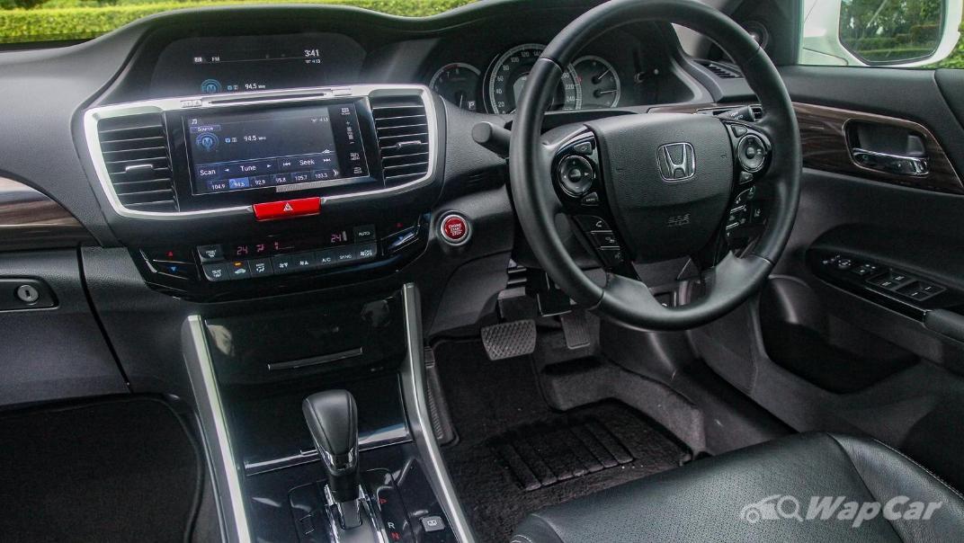 2018 Honda Accord 2.4 VTi-L Advance Interior 121
