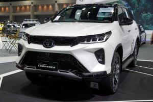 Live Photos: New 2020 Toyota Fortuner at the Bangkok International Motor Show