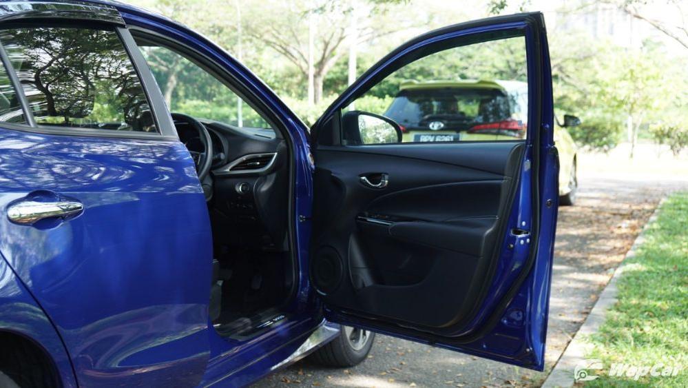 2019 Toyota Vios 1.5G Interior 096
