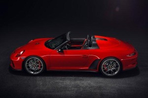 Porsche 911 (991) Speedster launching in Malaysia tomorrow