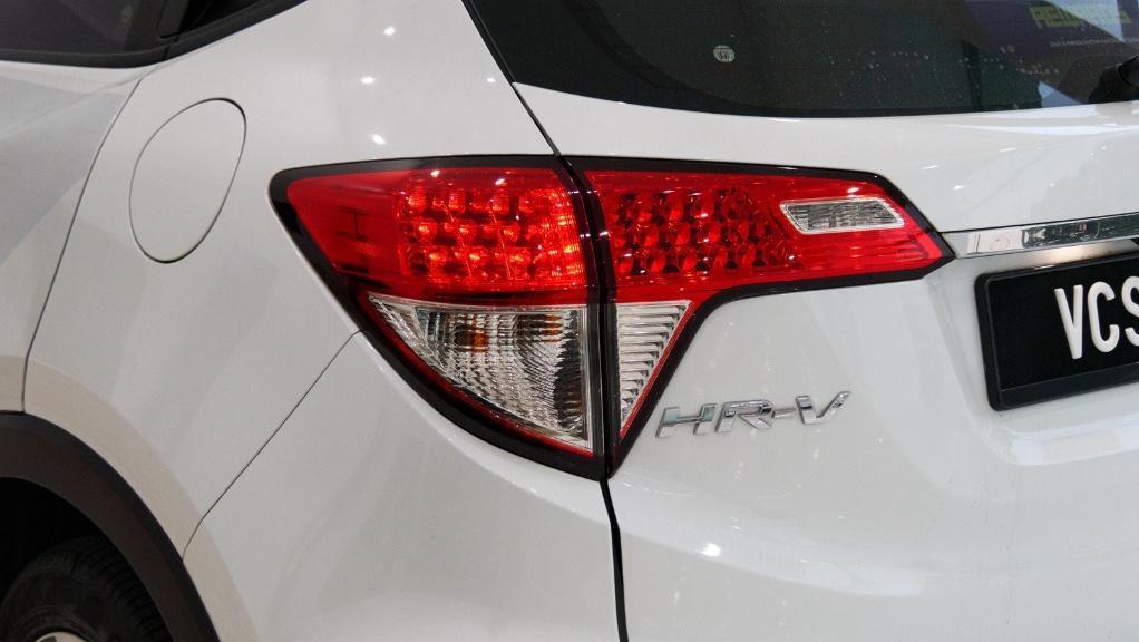 2019 Honda HR-V 1.5 Hybrid Exterior 012
