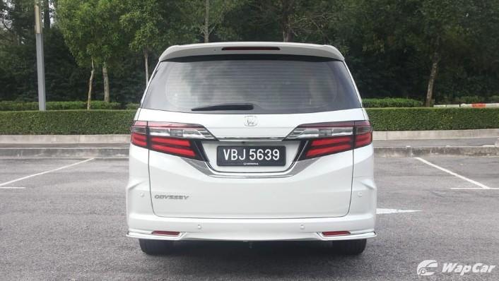 2018 Honda Odyssey 2.4 EXV Exterior 006