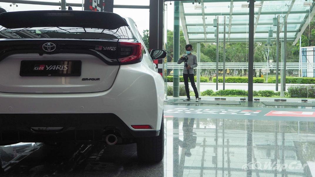 2021 Toyota GR Yaris Exterior 016