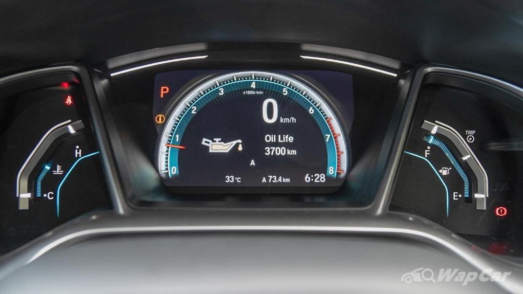 2020 Honda Civic 1.5 TC Premium Interior 012