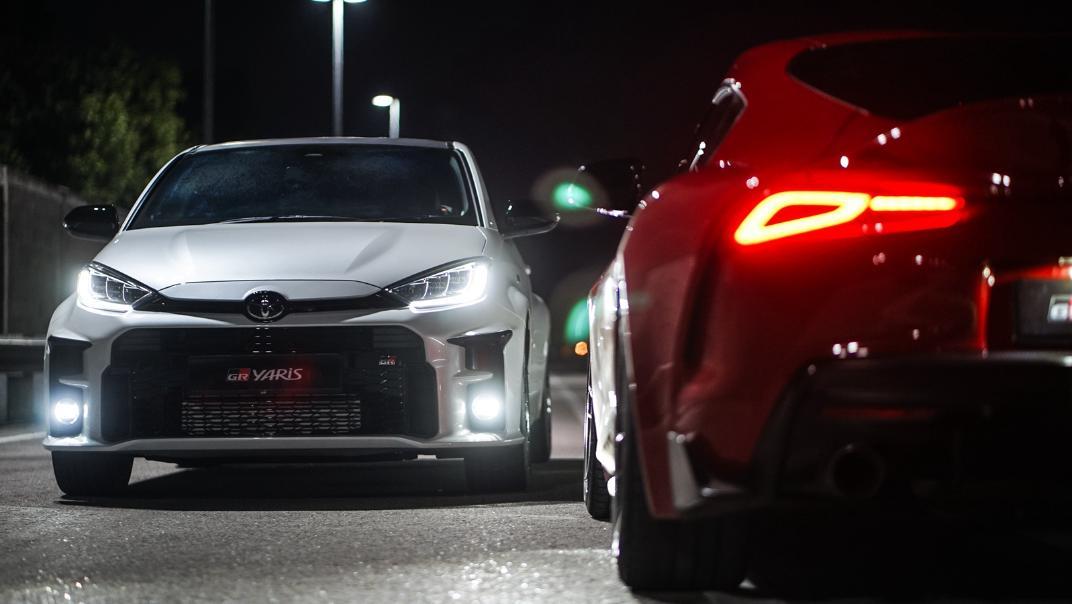 2021 Toyota GR Yaris Exterior 076