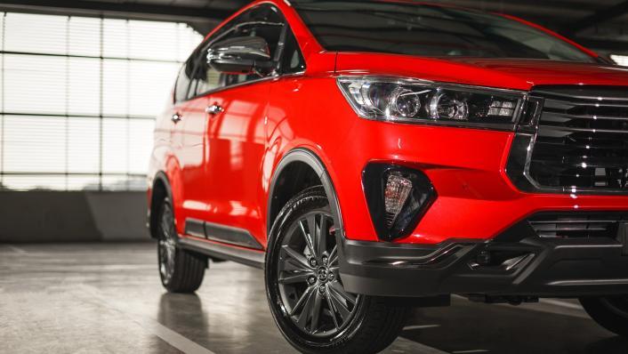 2021 Toyota Innova 2.0 X (AT) Exterior 005