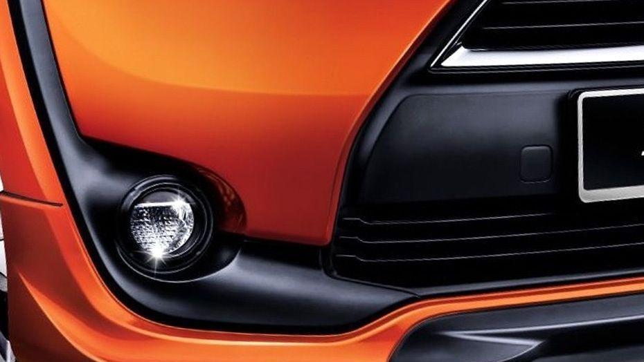 Toyota Sienta (2018) Exterior 010