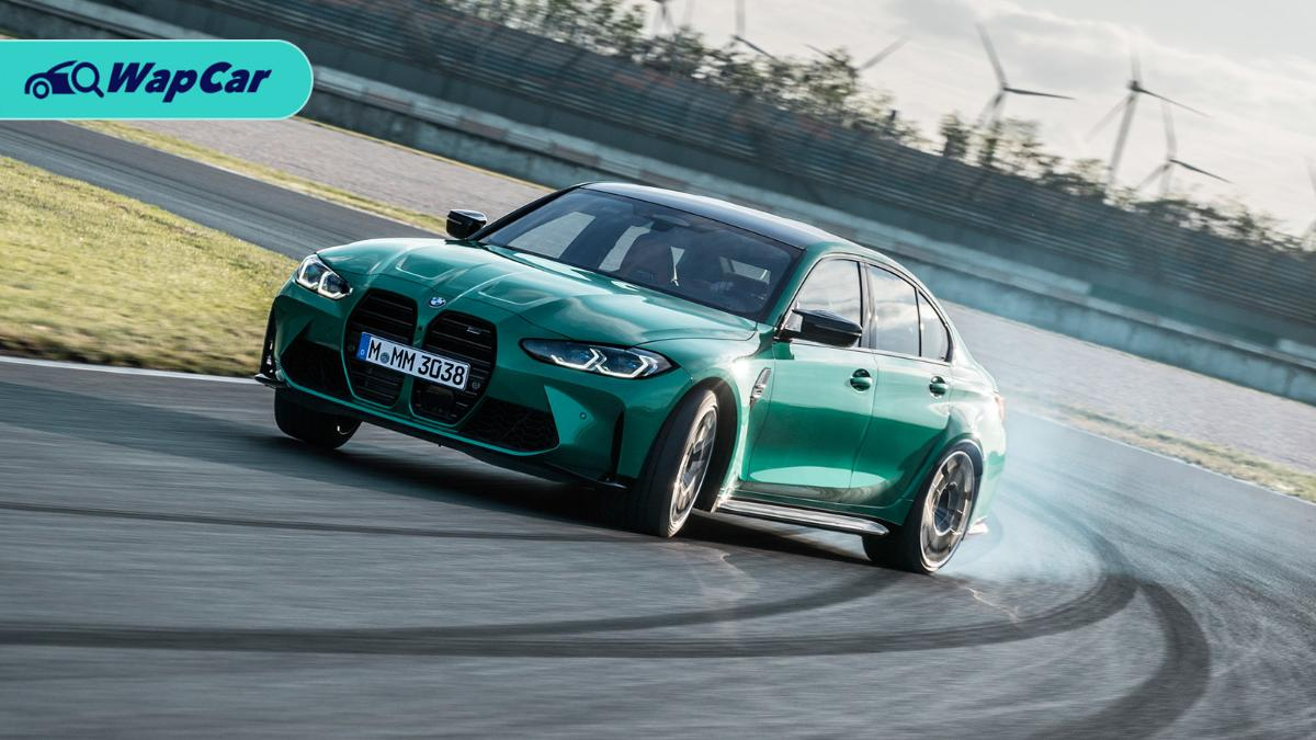 All-new 2021 G80 BMW M3 launched with madder looks and maddening power – 510 PS, 650 Nm 01