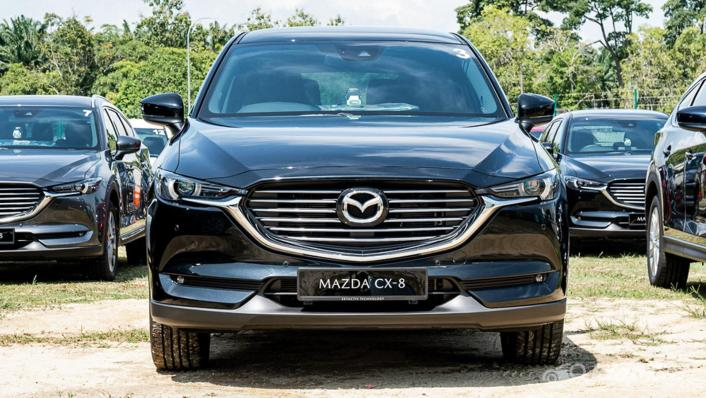 Mazda CX-8 Public (2019) Exterior 009