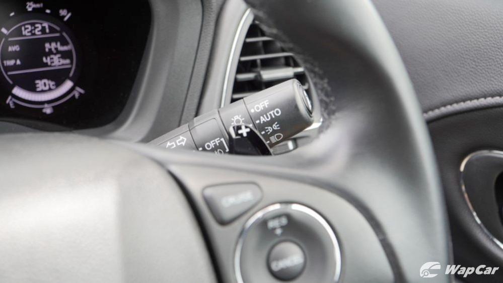 2019 Honda HR-V 1.8 RS Interior 007