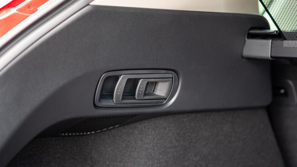 2019 Mazda CX-5 2.5L TURBO Interior 054