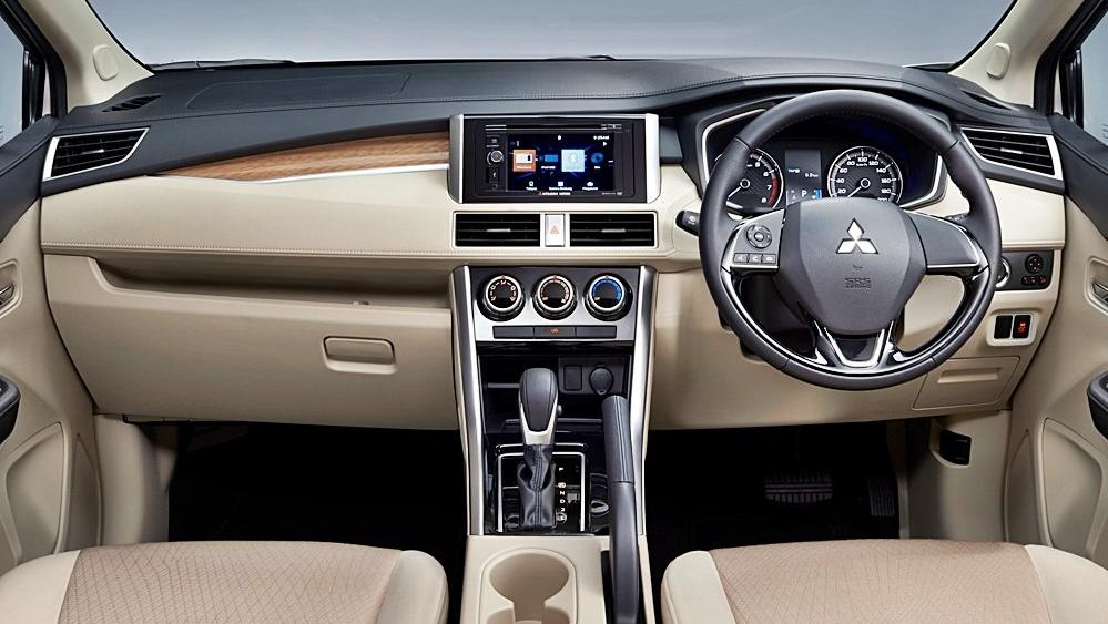 2020 Mitsubishi Xpander Upcoming Version Interior 001