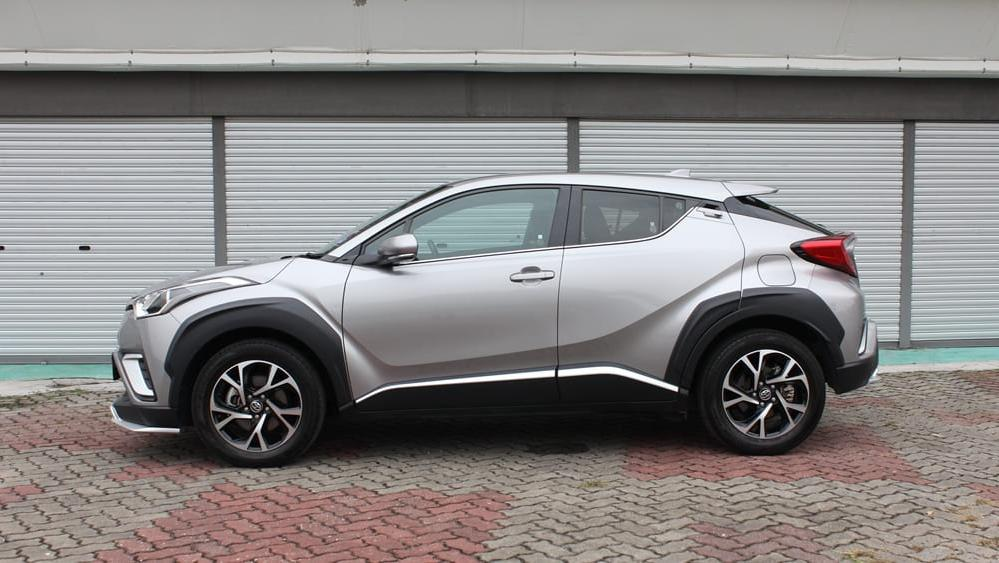 2019 Toyota C-HR 1.8 Exterior 007