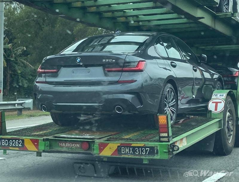 Spied: 2020 (G20) BMW 330e M Sport – CKD, Malaysia launch imminent? 02