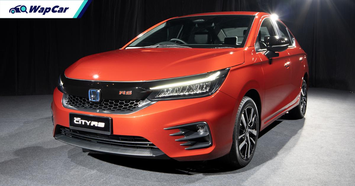 Still waiting for Proton X50? Honda City RS prices to be released this week 01