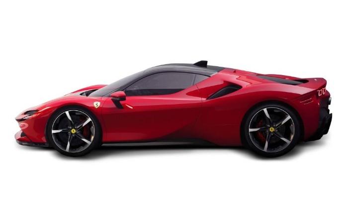 Ferrari SF90 Stradale (2020) Exterior 008
