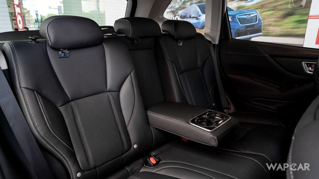 Subaru Forester (2019) Interior 036