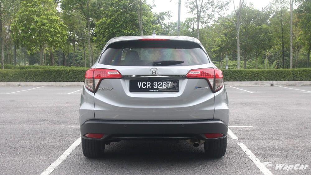 2019 Honda HR-V 1.5 Hybrid Exterior 033