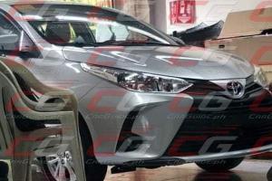 Intipan: Toyota Vios facelift baru?