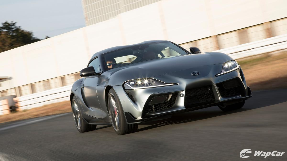 """Japanese tuner roasts the new GR Supra, saying """"it wasn't made very well!"""" 01"""