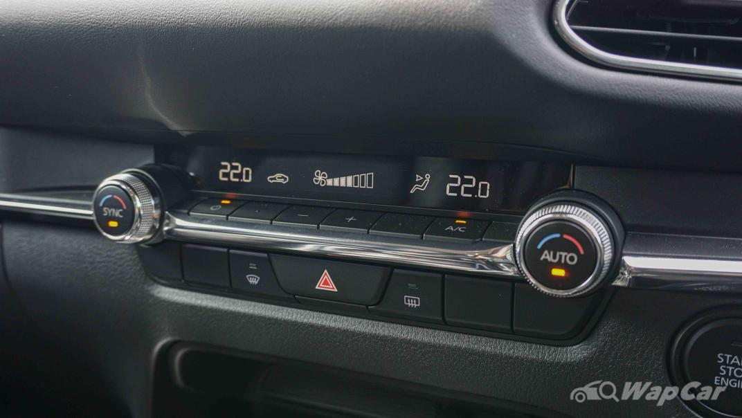 2020 Mazda CX-30 SKYACTIV-G 2.0 High AWD Interior 013