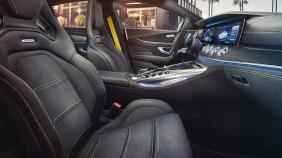 Mercedes-Benz AMG GT 4-door (2019) Exterior 008