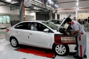 2020 Toyota Vios – About RM 4,000 to maintain it over 5 years/100,000 km