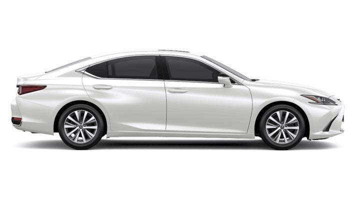 2021 Lexus ES 250 Limited Edition Exterior 004