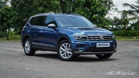 2020 Volkswagen Tiguan Allspace 1.4TSI Highline Exterior 005