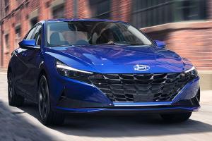 2021 Hyundai Elantra开放预订!标价RM 1XX,888起跳,年尾上市