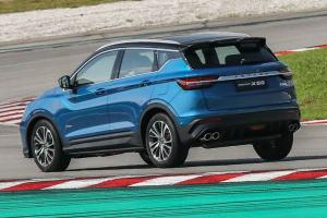 Geely-Volvo's CEVT engine boss explains why the Proton X50's 3-cylinder is better than a 4-cylinder