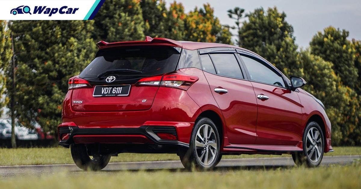 Toyota Yaris takluk 73% dari segmen, Hilux 56%, tempahan Corolla Cross masih dibuka! 01